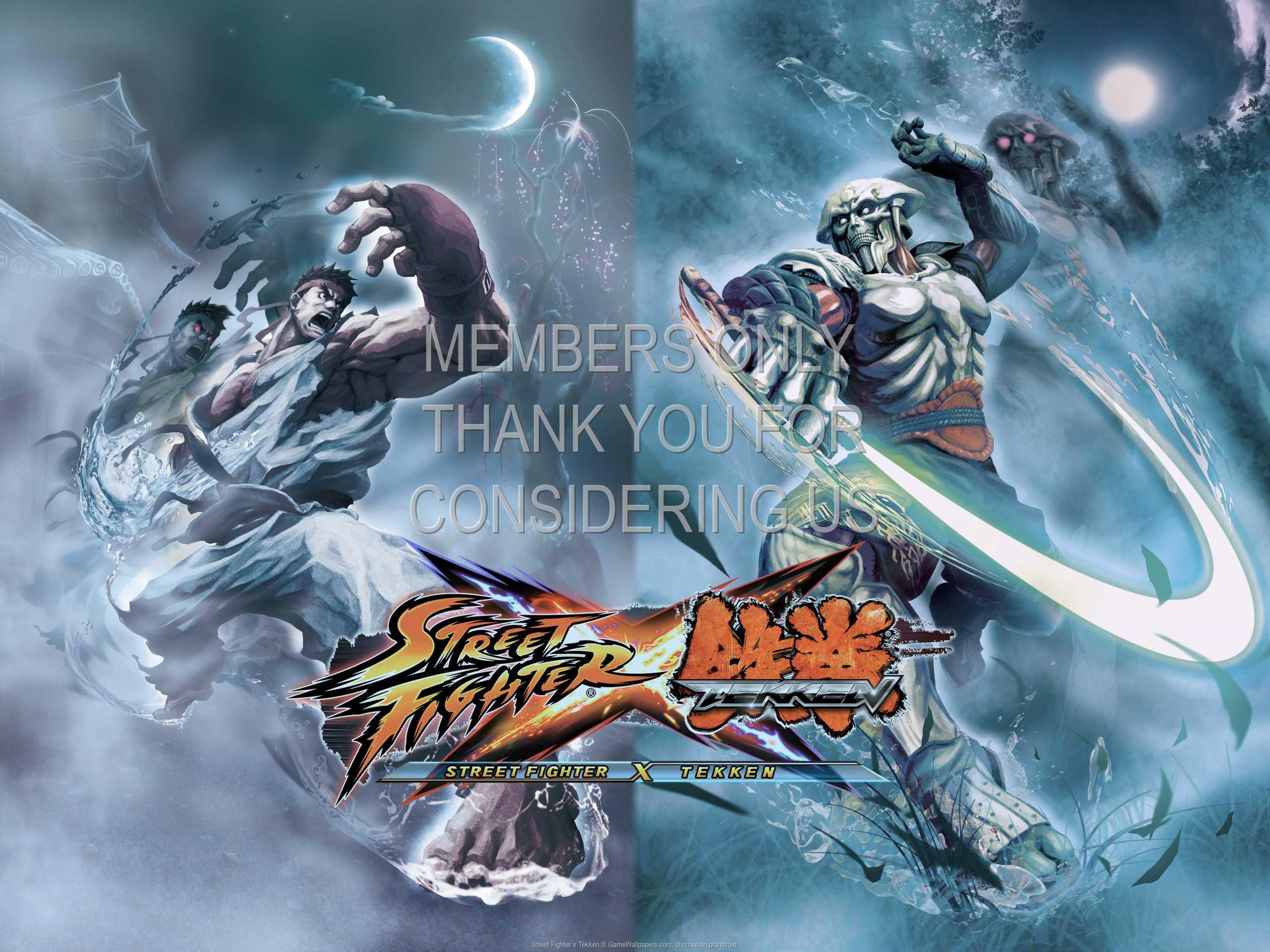 Street Fighter x Tekken 1080p Horizontal Mobile wallpaper or background 03