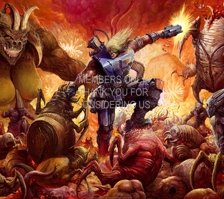 SturmFront - The Mutant War: Ubel Edition 1440p Horizontal Mobile fond d'écran 01