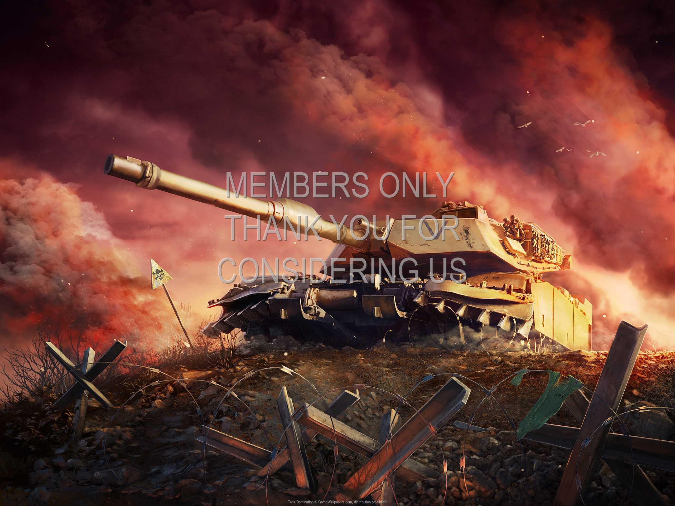 Tank Domination 1080p Horizontal Mobile wallpaper or background 01