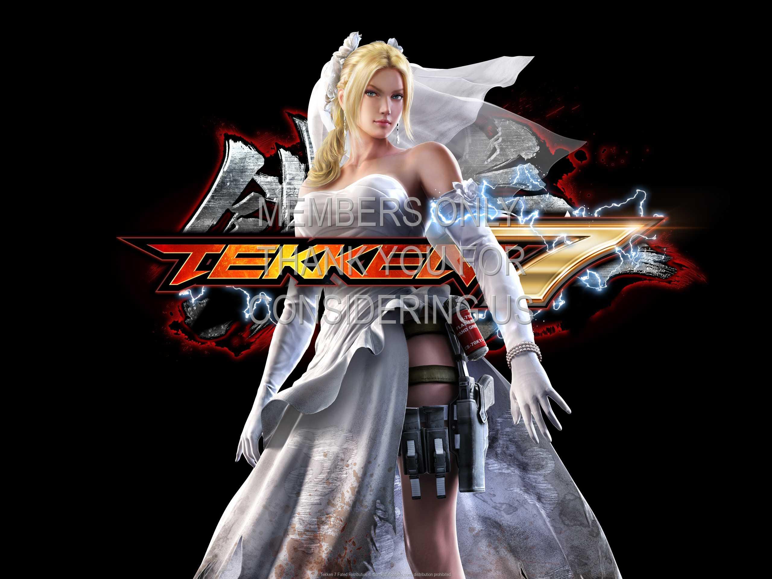 Tekken 7: Fated Retribution 1080p Horizontal Mobile wallpaper or background 01