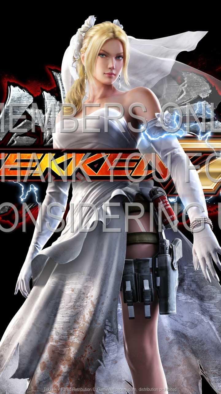 Tekken 7: Fated Retribution 720p Vertical Mobile wallpaper or background 01