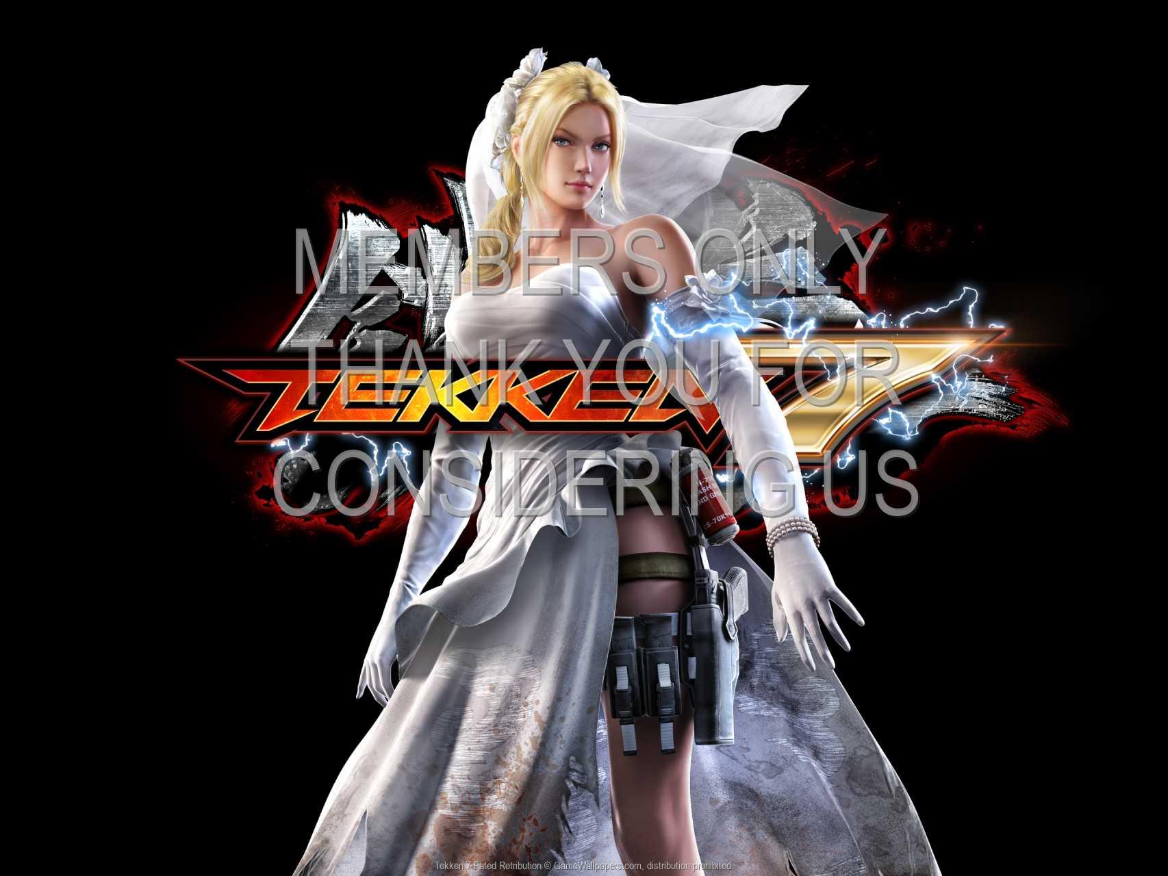 Tekken 7: Fated Retribution 720p Horizontal Mobile wallpaper or background 01