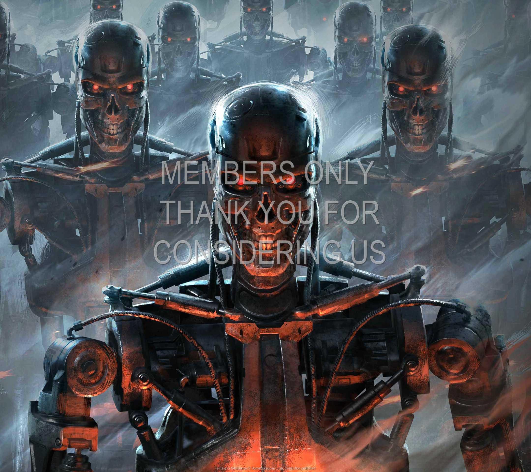 Terminator: Resistance 1080p Horizontal Handy Hintergrundbild 01