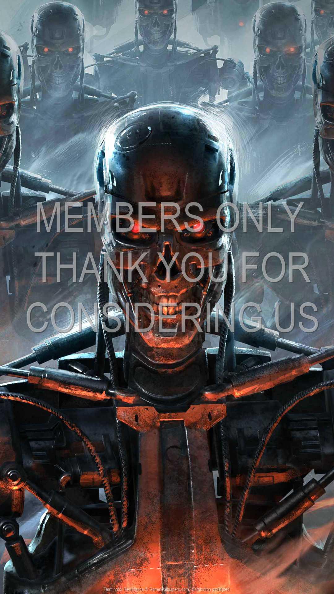 Terminator: Resistance 1080p Vertical Mobile wallpaper or background 01