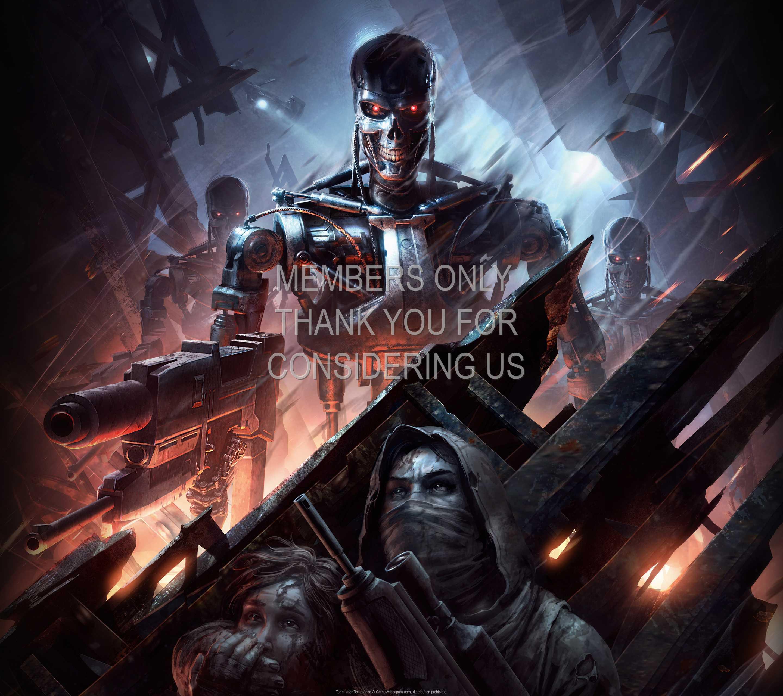 Terminator: Resistance 1440p Horizontal Handy Hintergrundbild 04
