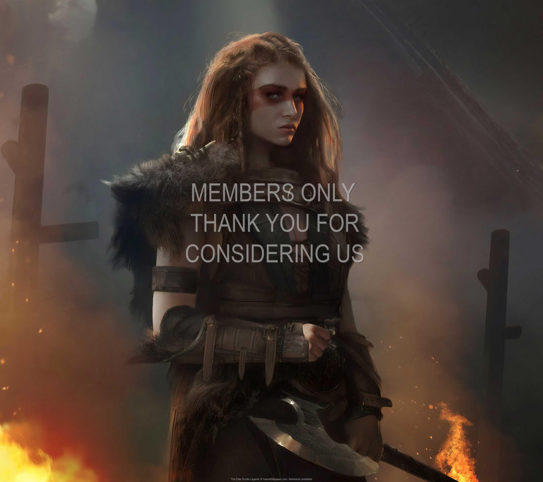 The Elder Scrolls: Legends 1440p Horizontal Handy Hintergrundbild 03