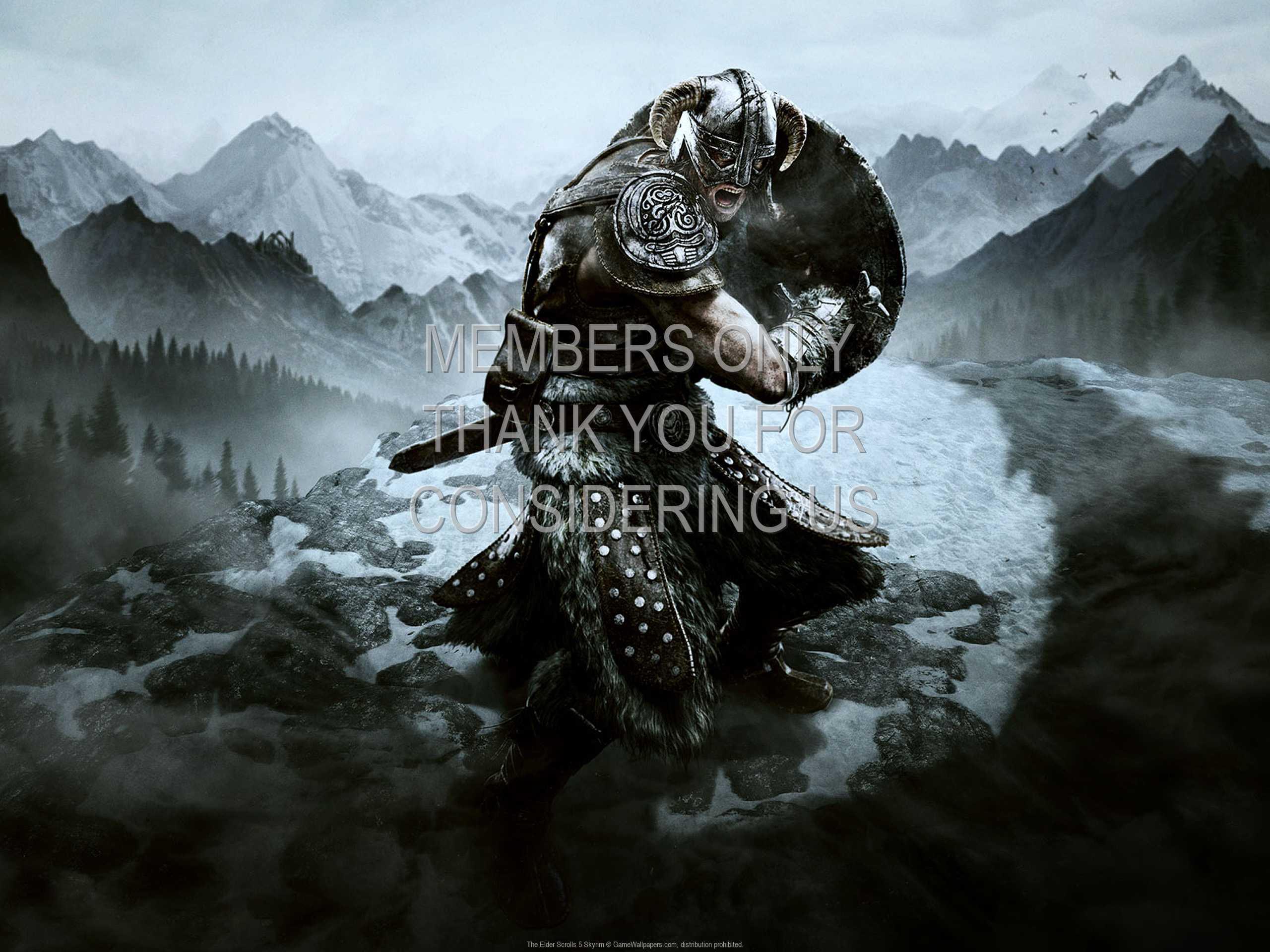 The Elder Scrolls 5: Skyrim 1080p Horizontal Handy Hintergrundbild 03