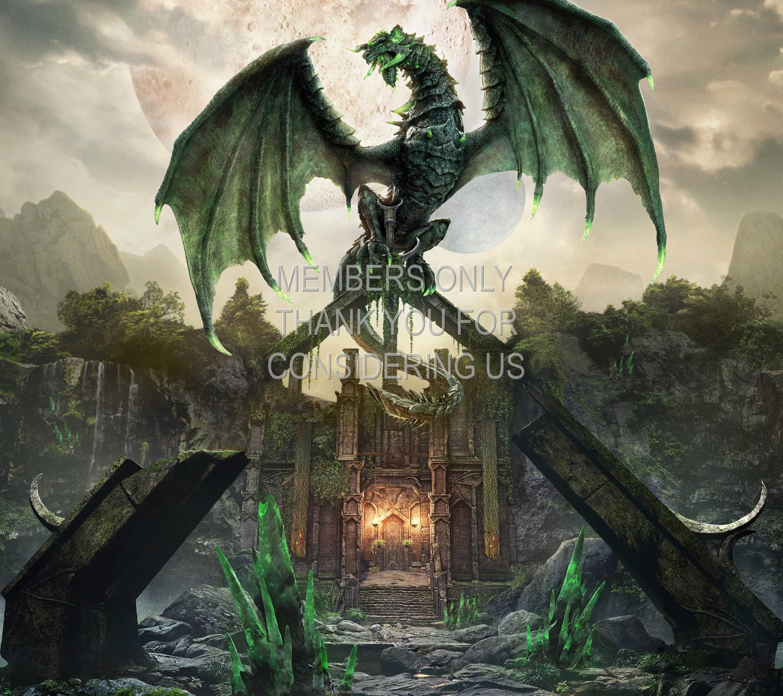 The Elder Scrolls Online: Dragonhold 1440p Horizontal Móvil fondo de escritorio 01
