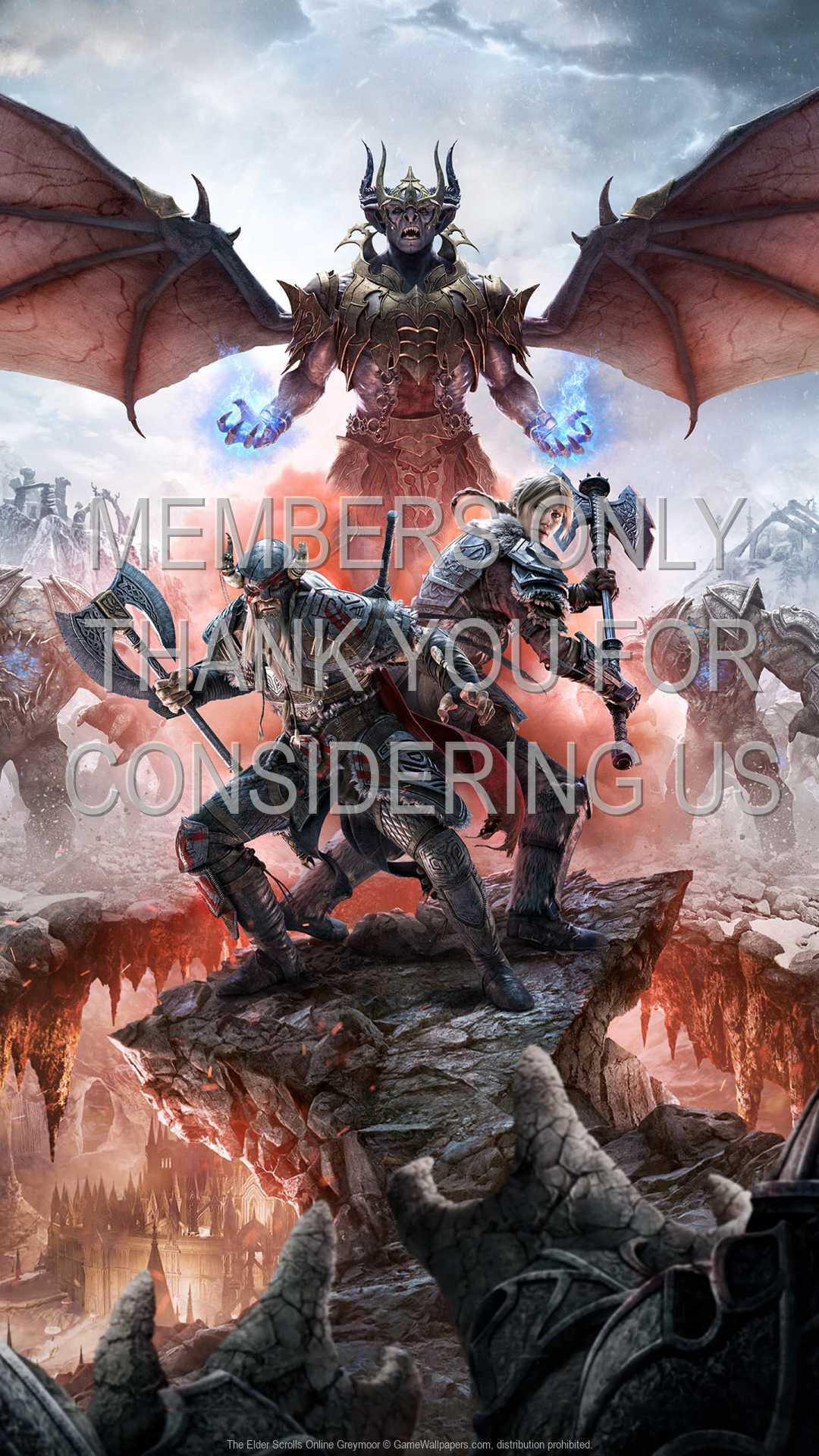 The Elder Scrolls Online: Greymoor 1080p Vertical Mobile wallpaper or background 02