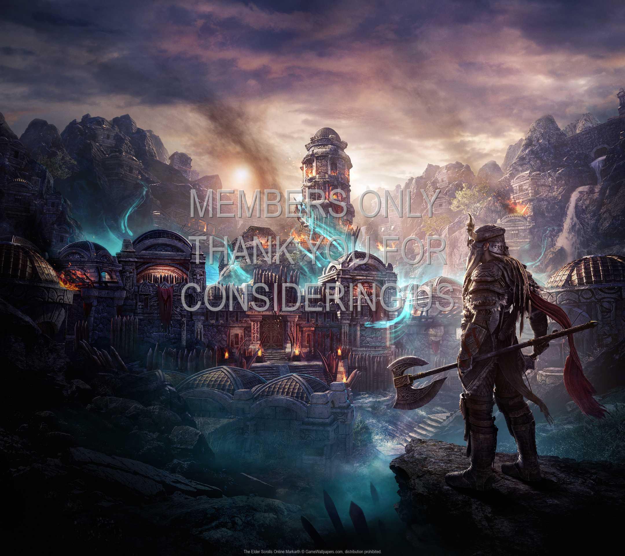 The Elder Scrolls Online: Markarth 1080p Horizontal Mobile wallpaper or background 01