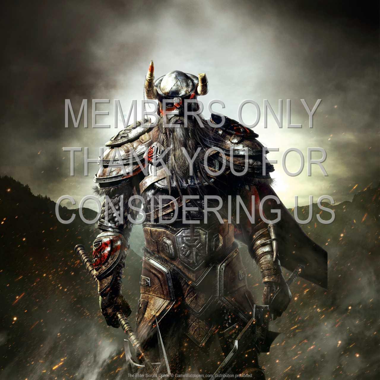The Elder Scrolls Online 720p Horizontal Handy Hintergrundbild 02