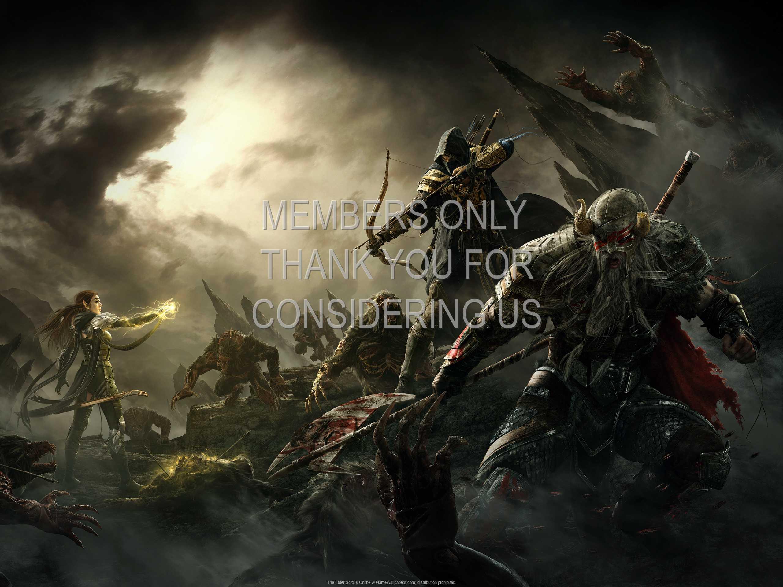The Elder Scrolls Online 1080p Horizontal Handy Hintergrundbild 05