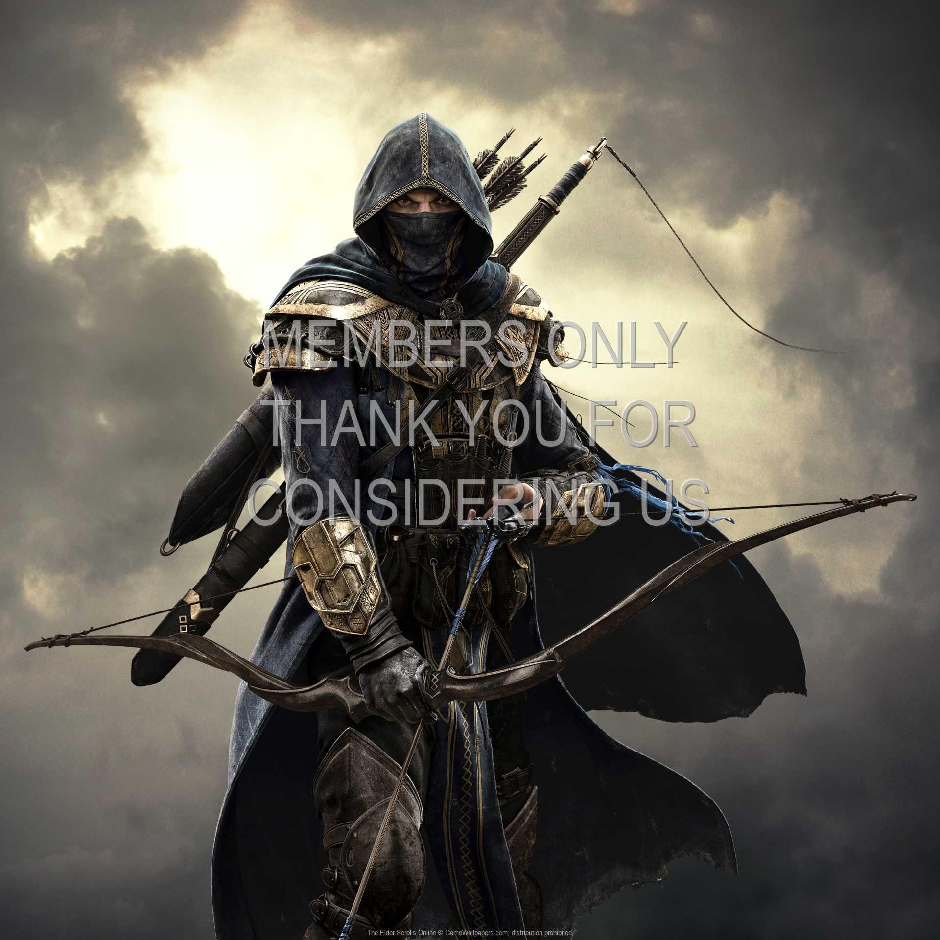 The Elder Scrolls Online 1080p Horizontal Handy Hintergrundbild 07