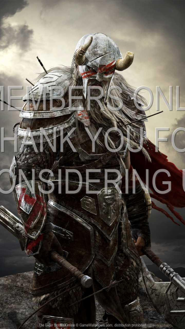 The Elder Scrolls Online 720p Vertical Handy Hintergrundbild 08