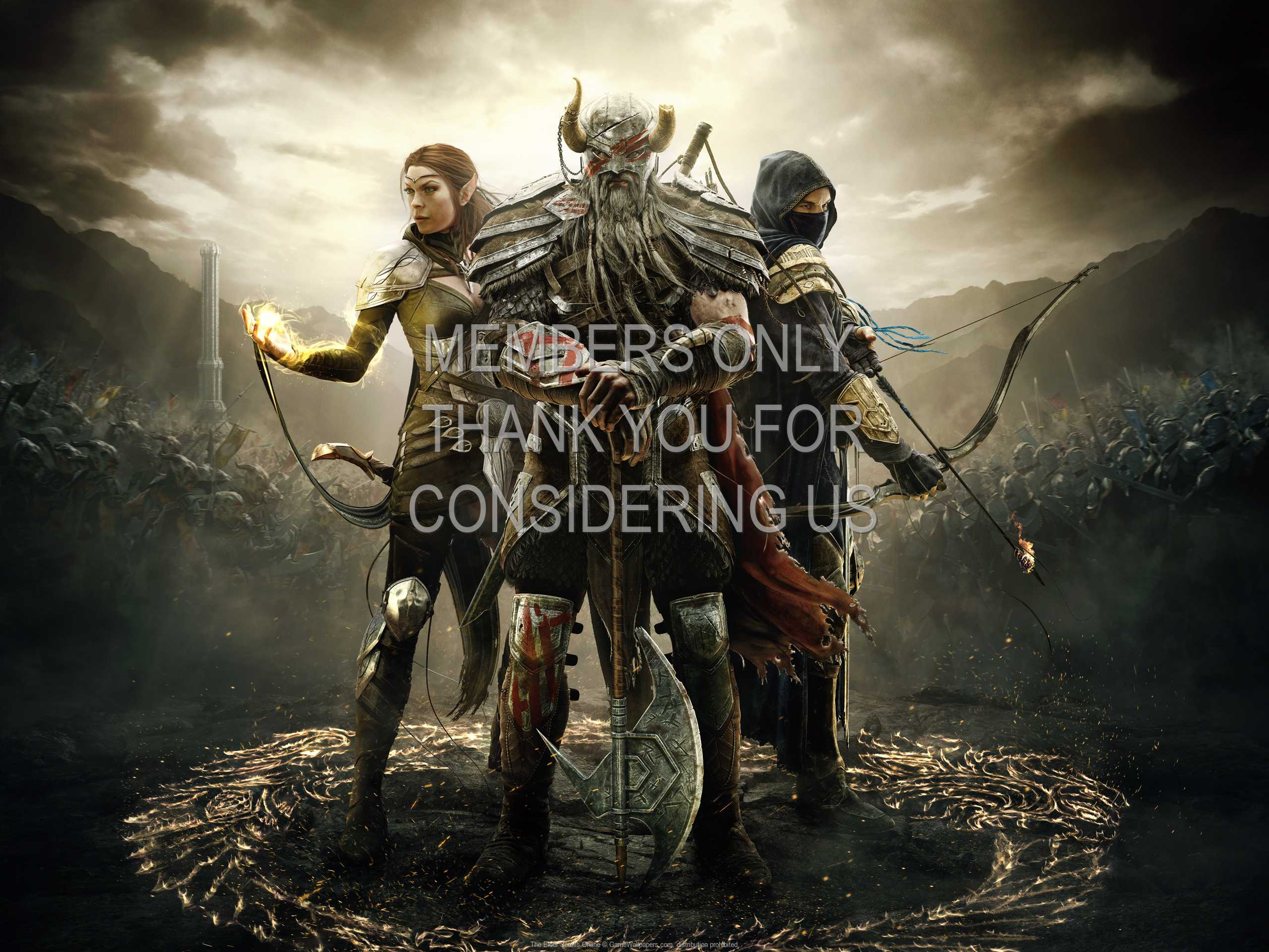 The Elder Scrolls Online 1080p Horizontal Handy Hintergrundbild 09