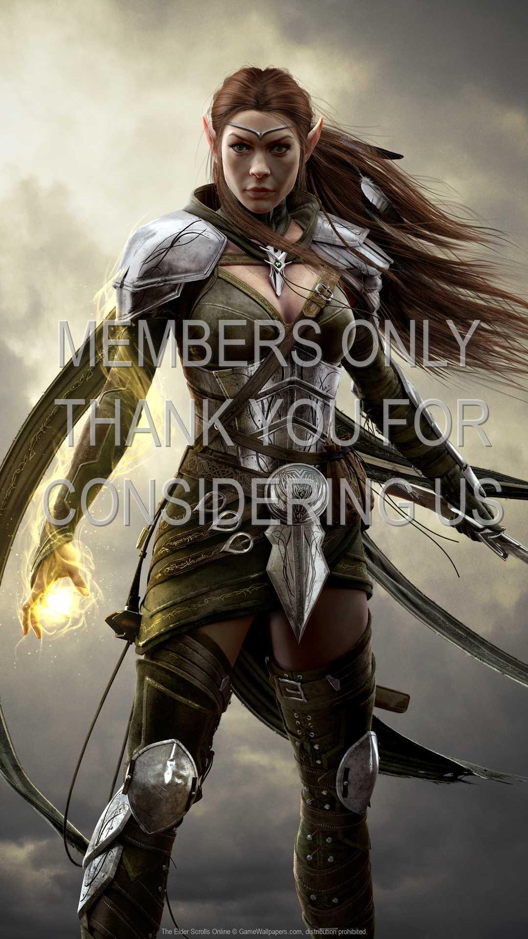 The Elder Scrolls Online 1080p Vertical Handy Hintergrundbild 10