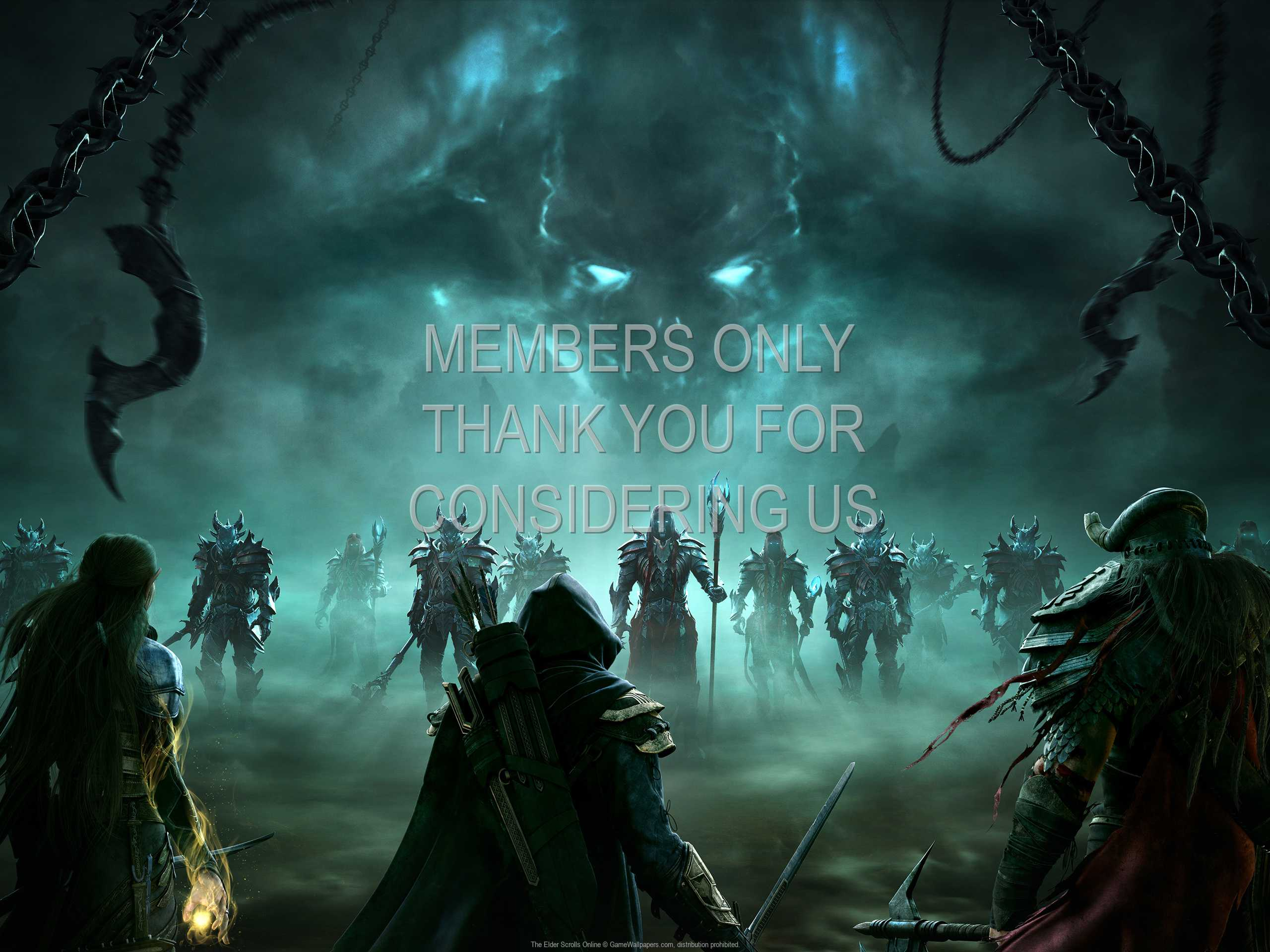 The Elder Scrolls Online 1080p Horizontal Handy Hintergrundbild 11