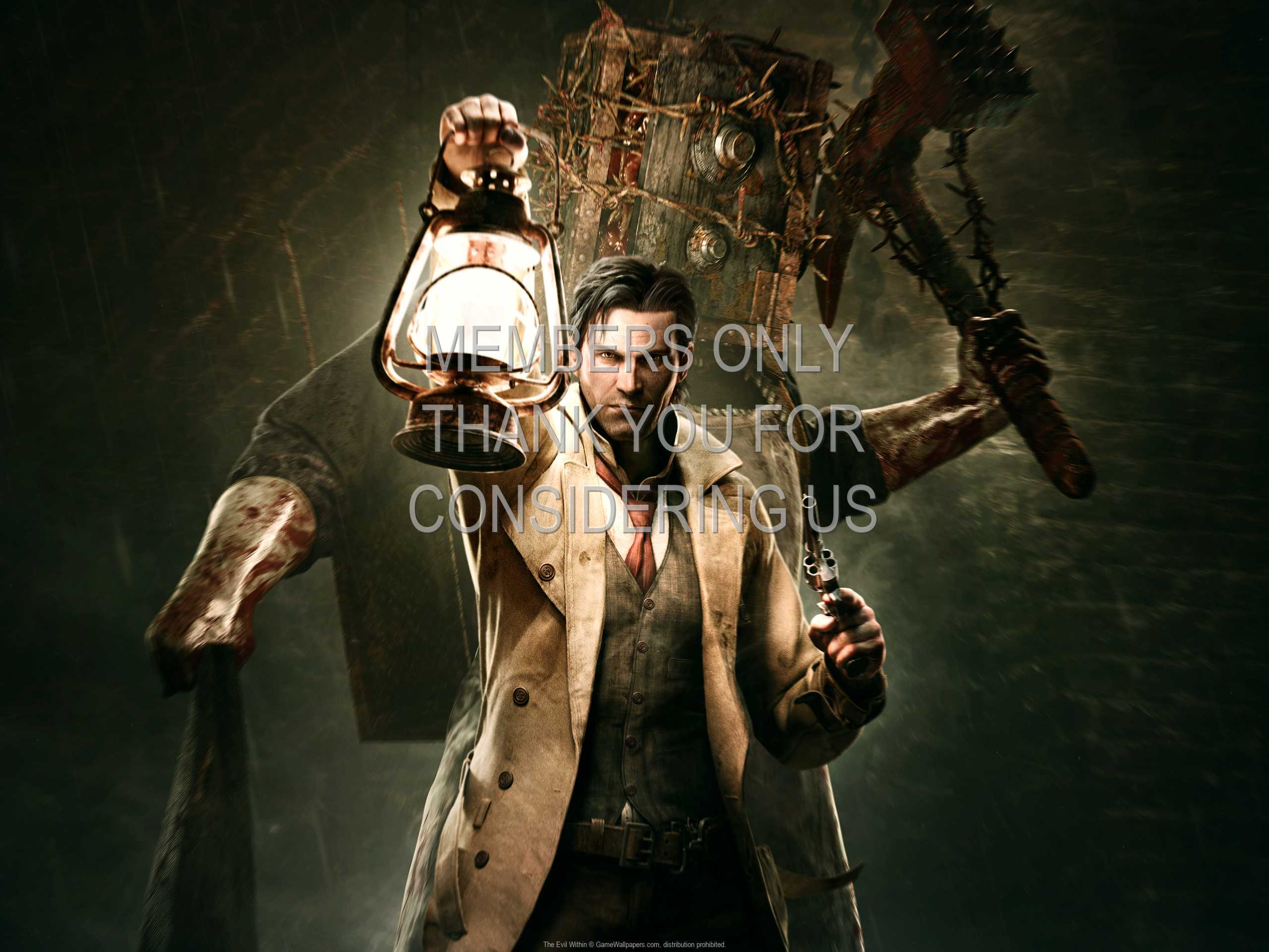 The Evil Within 1080p Horizontal Mobile wallpaper or background 02