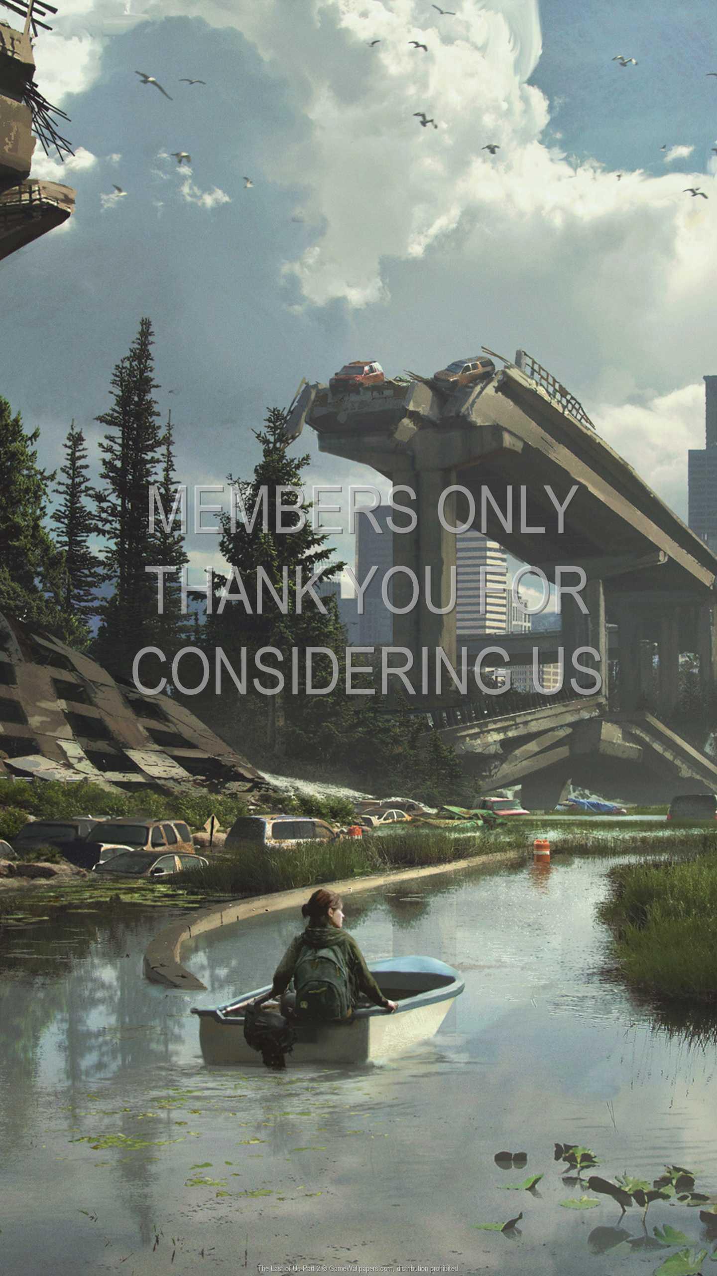 The Last of Us: Part 2 1440p Vertical Móvil fondo de escritorio 06