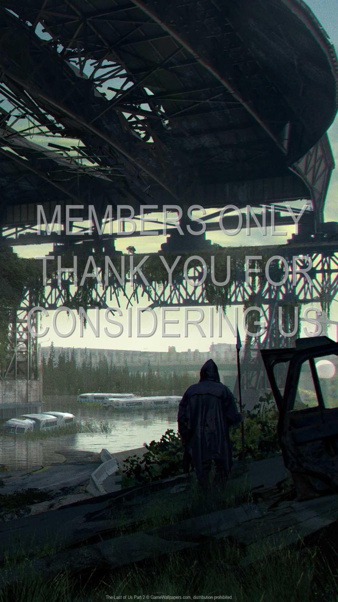 The Last of Us: Part 2 1080p Vertical Mobile fond d'écran 10
