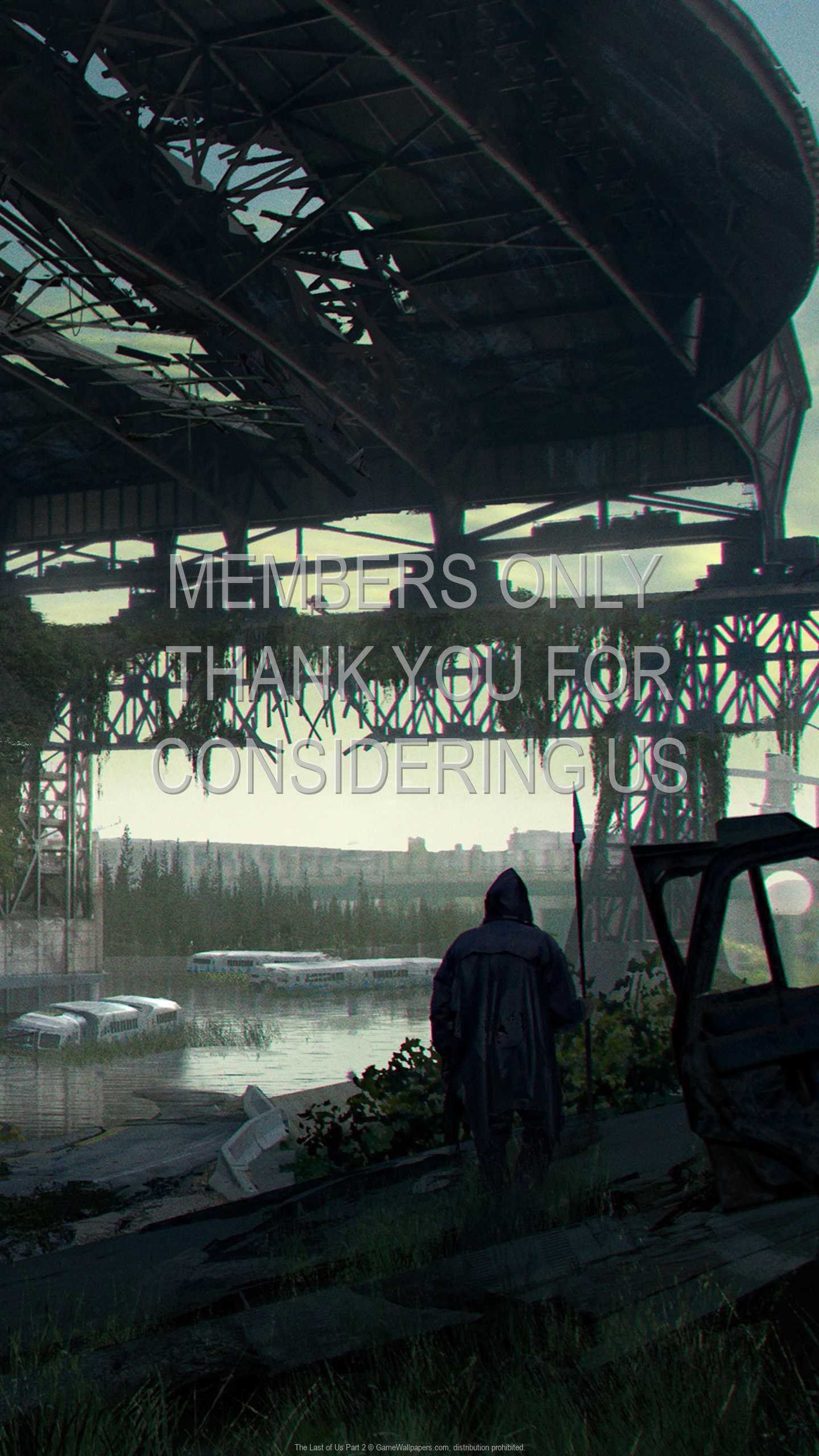 The Last of Us: Part 2 1440p Vertical Móvil fondo de escritorio 10