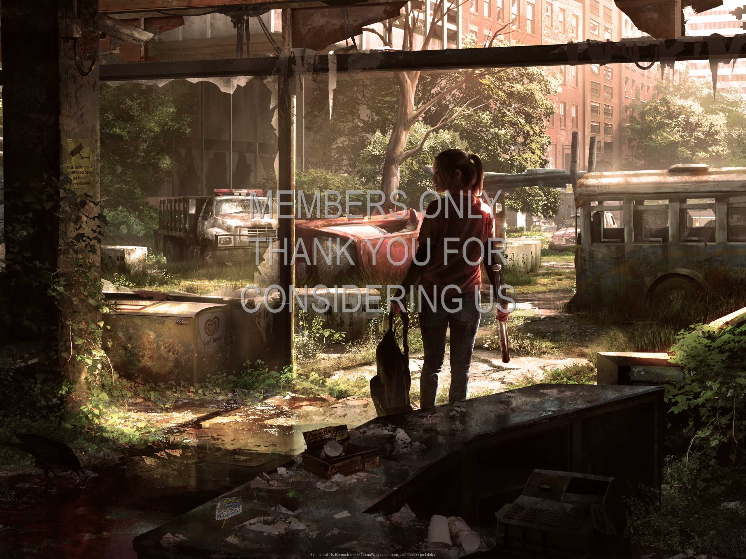 The Last of Us: Remastered 1080p Horizontal Mobile wallpaper or background 02
