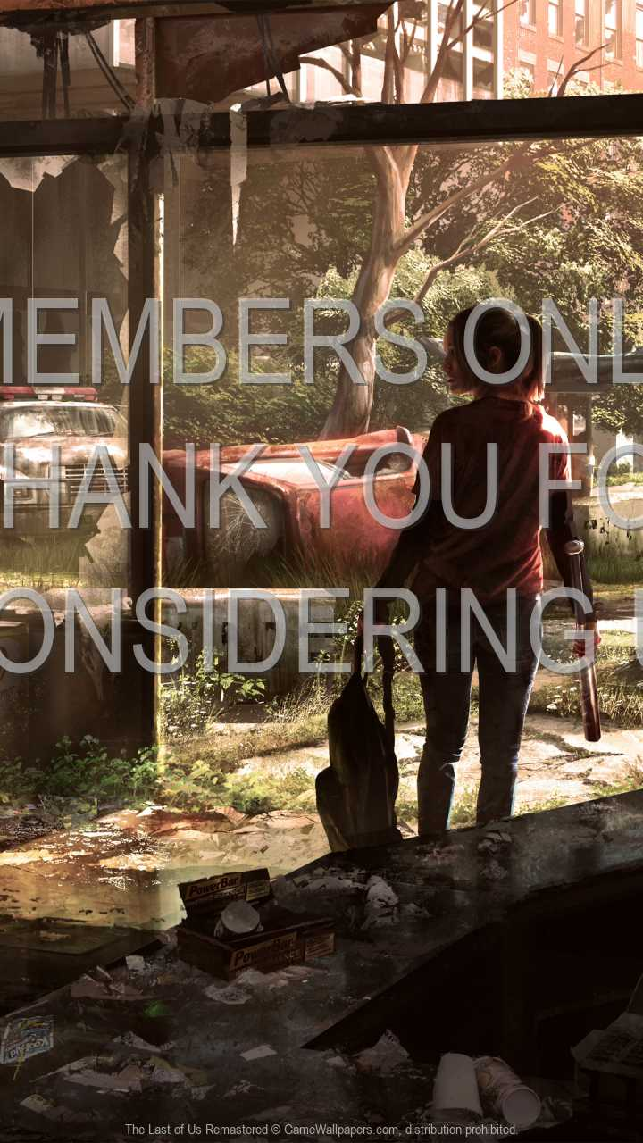 The Last of Us: Remastered 720p Vertical Mobile wallpaper or background 02