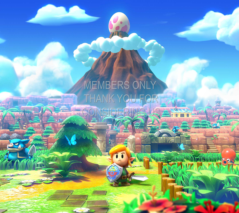 The Legend Of Zelda: Link's Awakening 1440p Horizontal Mobile wallpaper or background 01