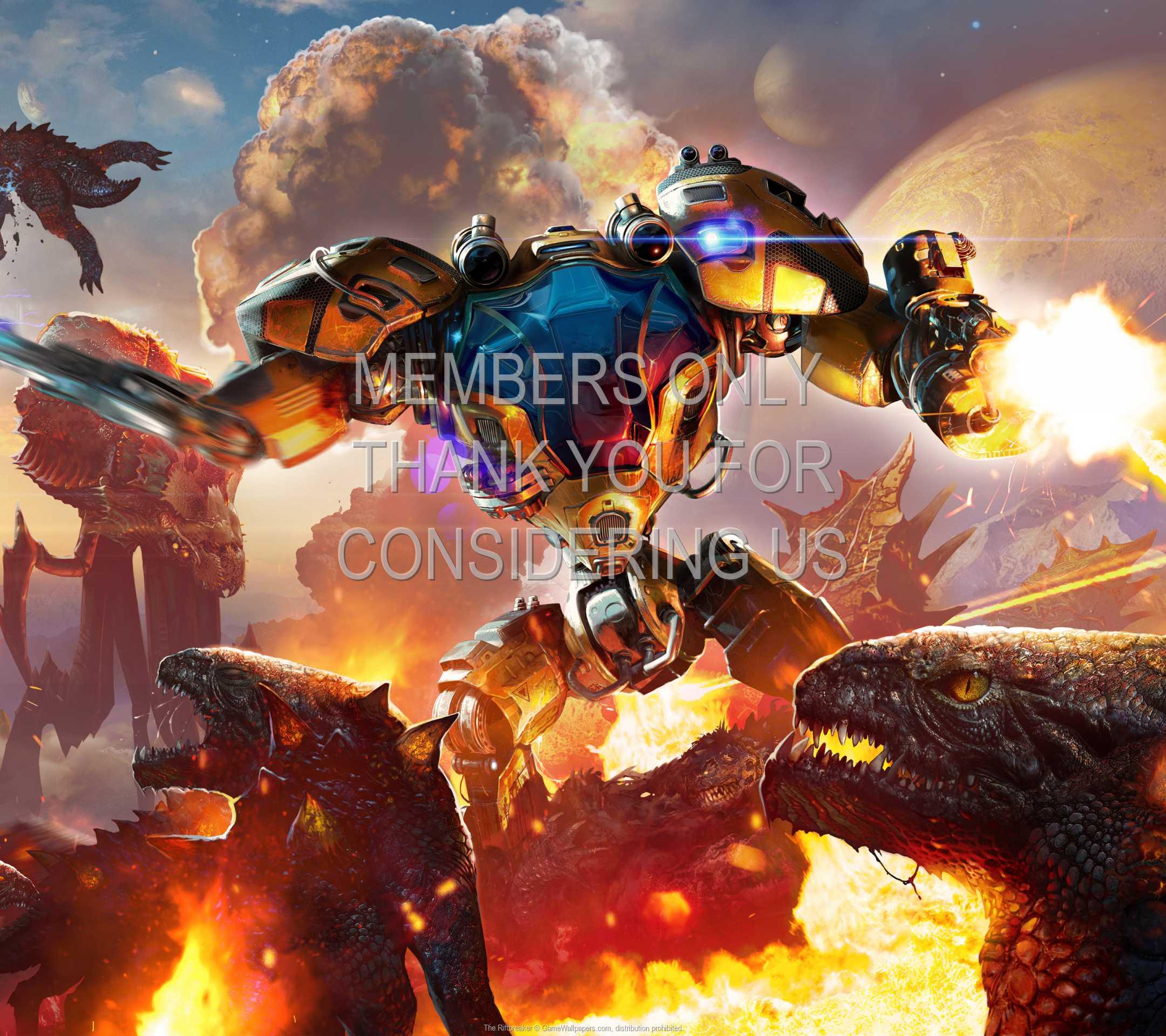 The Riftbreaker 1080p Horizontal Mobiele achtergrond 02