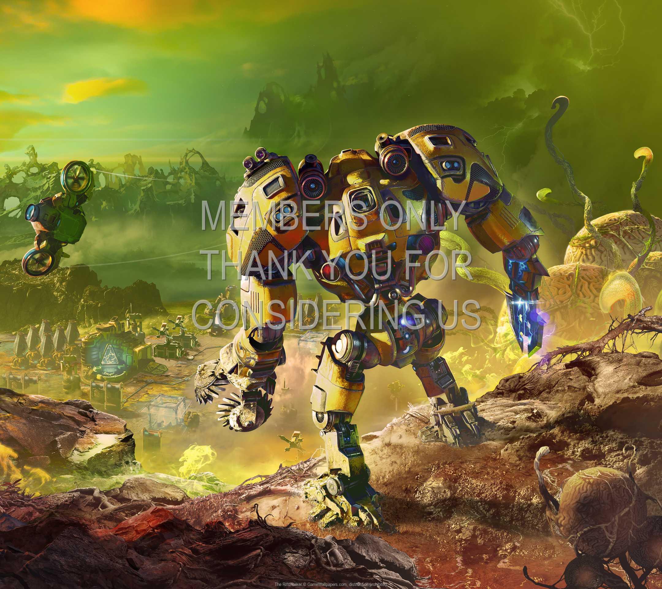 The Riftbreaker 1080p Horizontal Mobile wallpaper or background 03