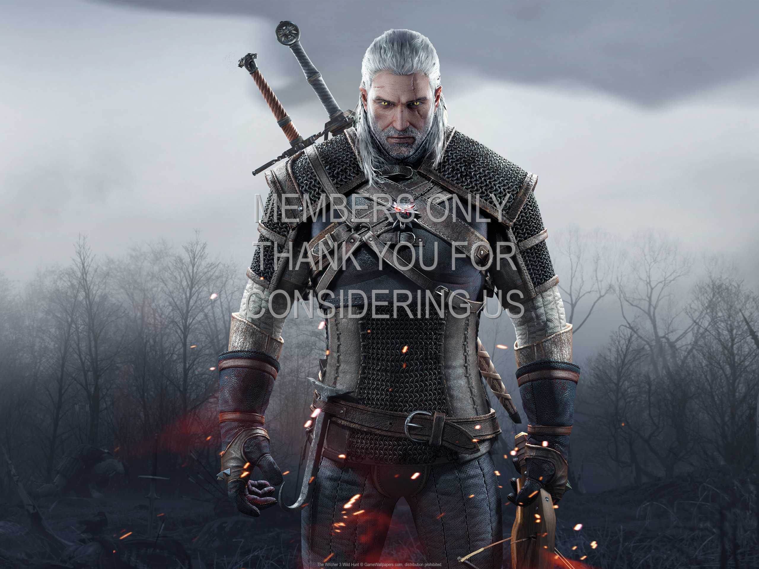 The Witcher 3: Wild Hunt 1080p Horizontal Handy Hintergrundbild 08