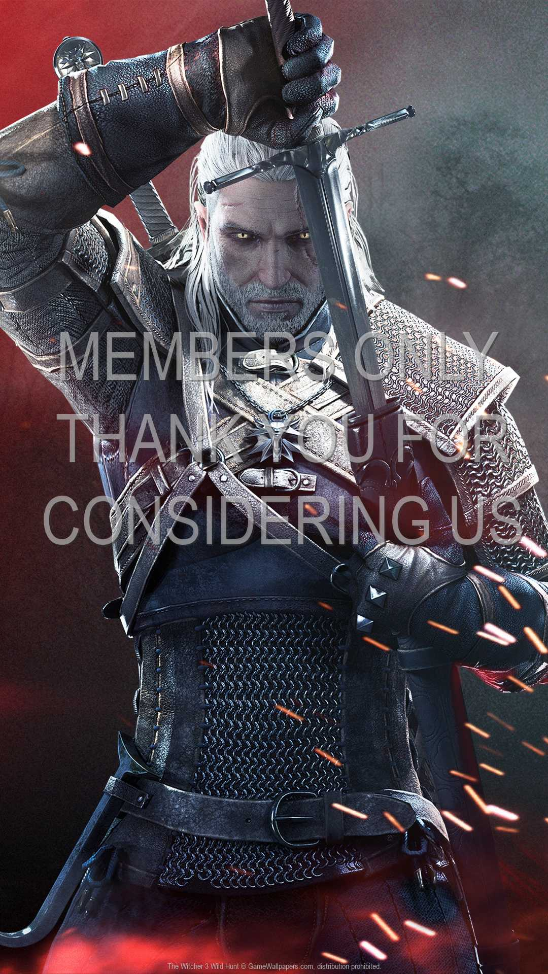 The Witcher 3: Wild Hunt 1080p Vertical Mobiele achtergrond 10