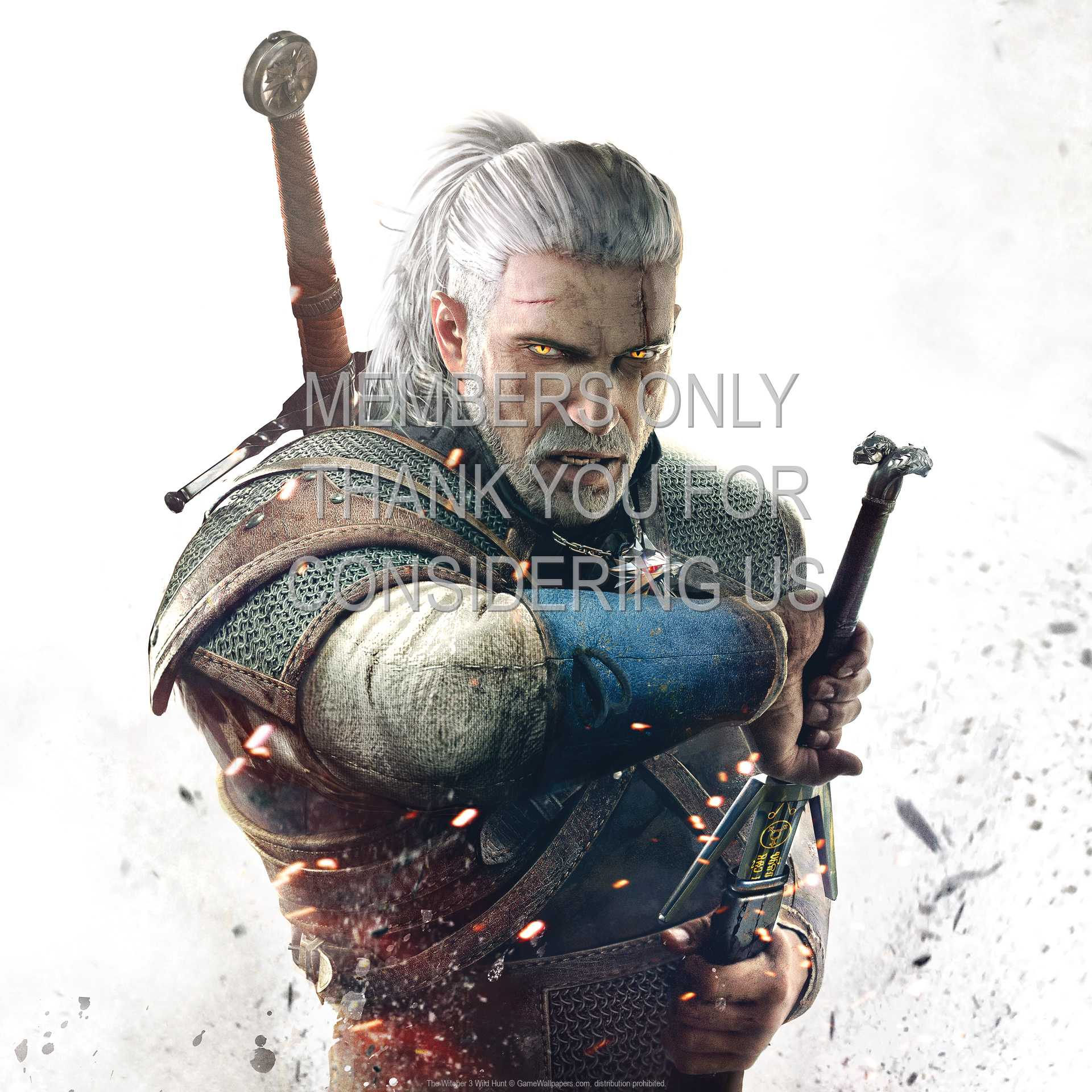The Witcher 3: Wild Hunt 1080p Horizontal Mobiele achtergrond 16