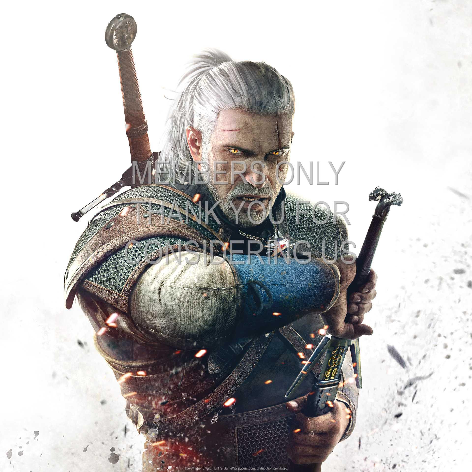 The Witcher 3: Wild Hunt 1080p Horizontal Handy Hintergrundbild 16