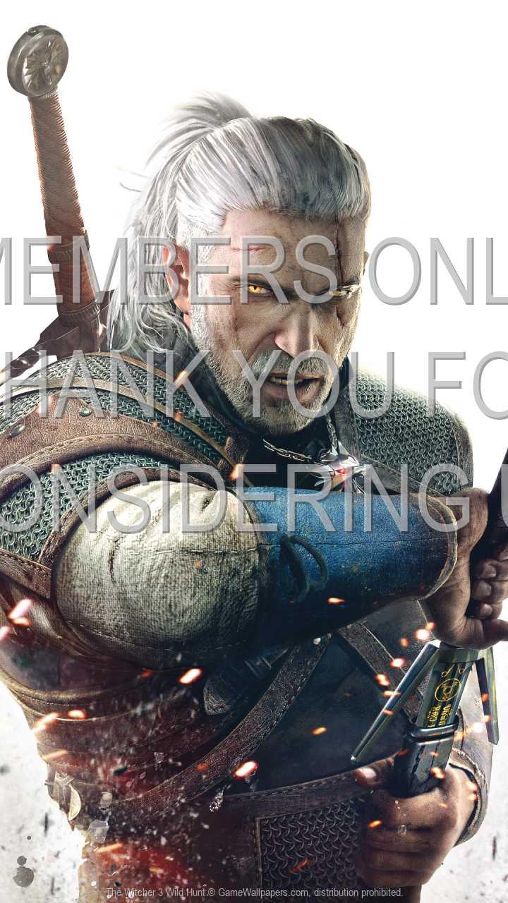 The Witcher 3: Wild Hunt 720p Vertical Handy Hintergrundbild 16