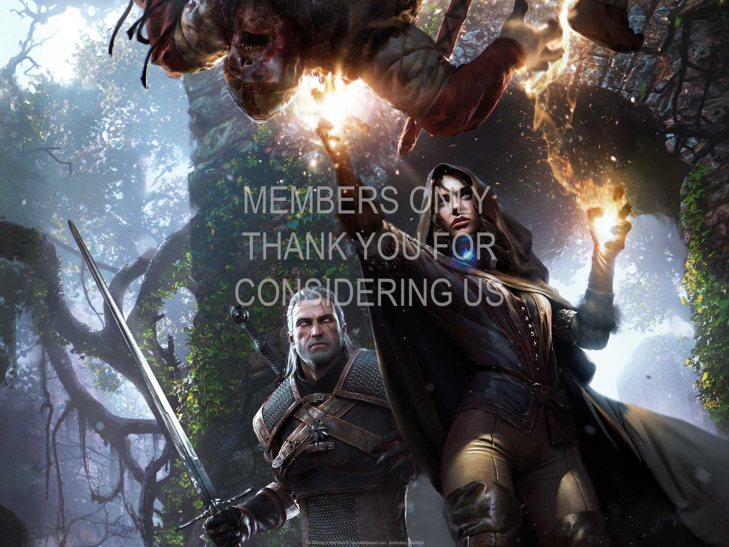 The Witcher 3: Wild Hunt 1080p Horizontal Mobiele achtergrond 18