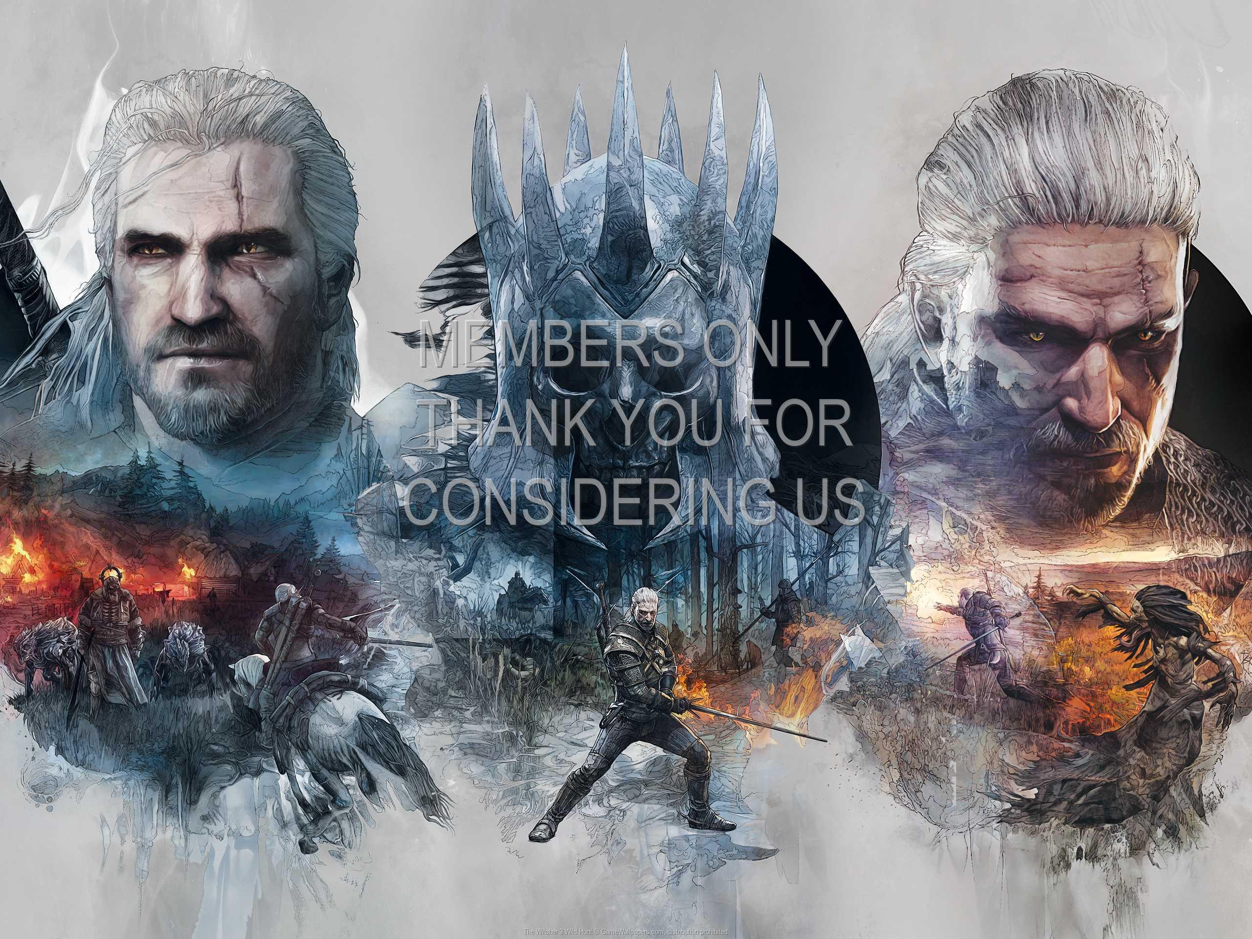The Witcher 3: Wild Hunt 1080p Horizontal Handy Hintergrundbild 21