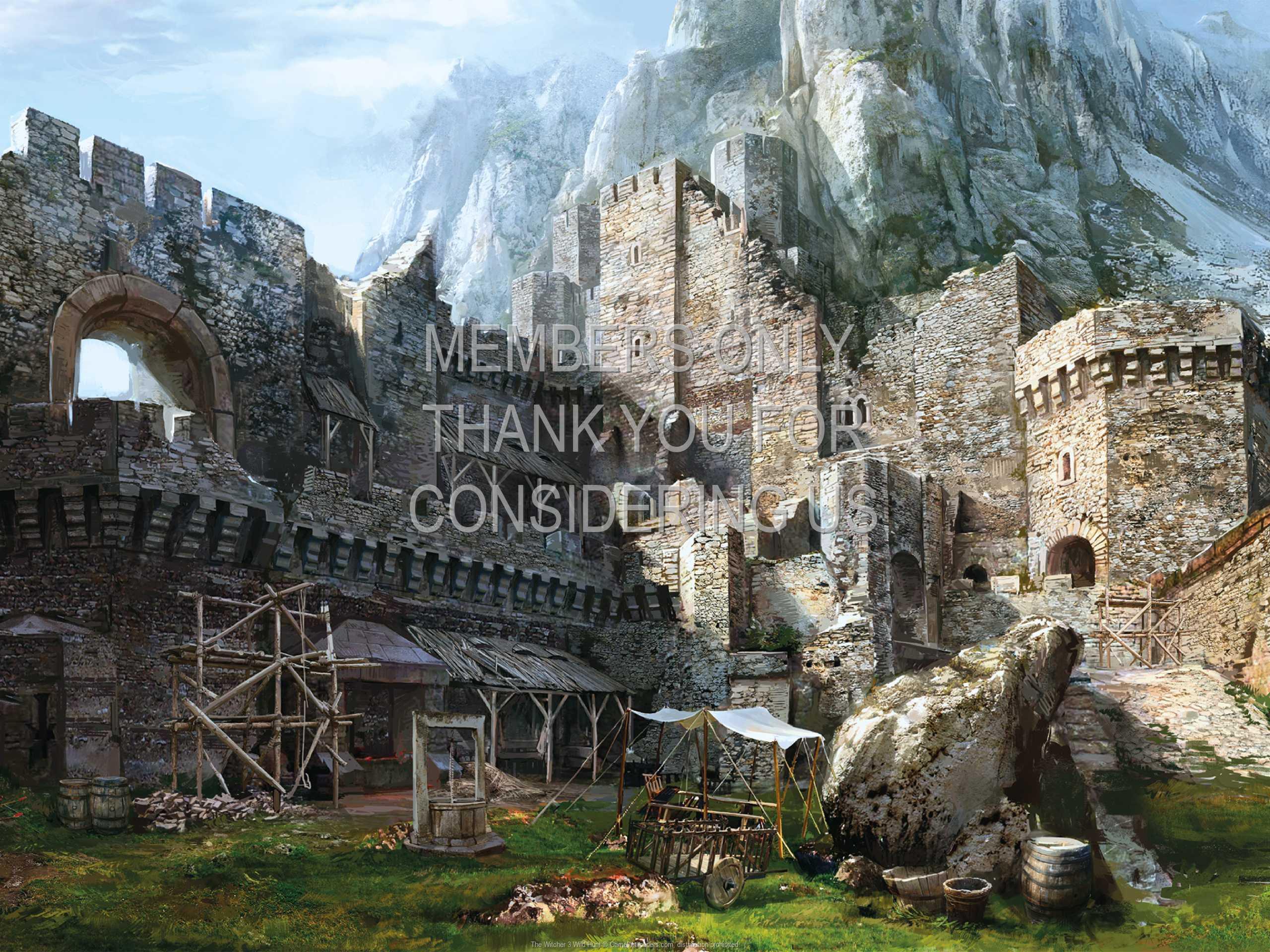 The Witcher 3: Wild Hunt 1080p Horizontal Handy Hintergrundbild 25