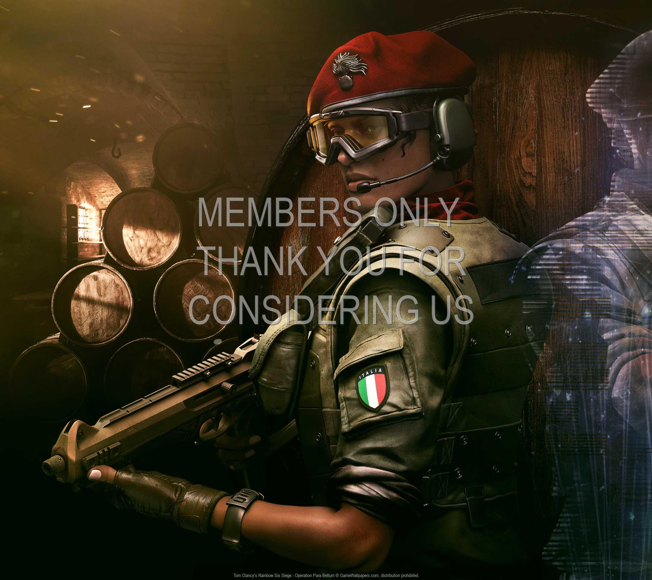 Tom Clancy's Rainbow Six: Siege - Operation Para Bellum 1080p Horizontal Mobile wallpaper or background 02