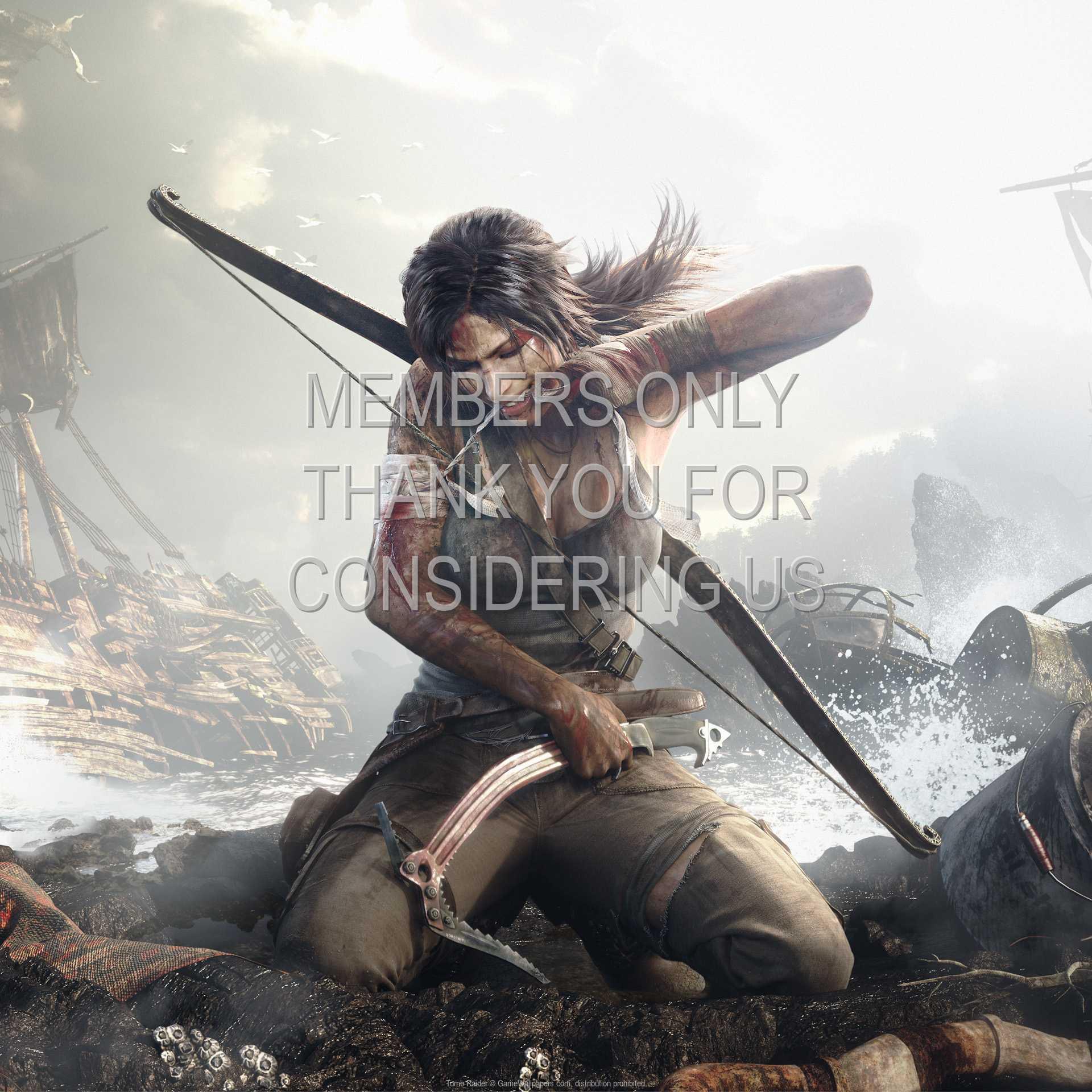 Tomb Raider 1080p Horizontal Móvil fondo de escritorio 01