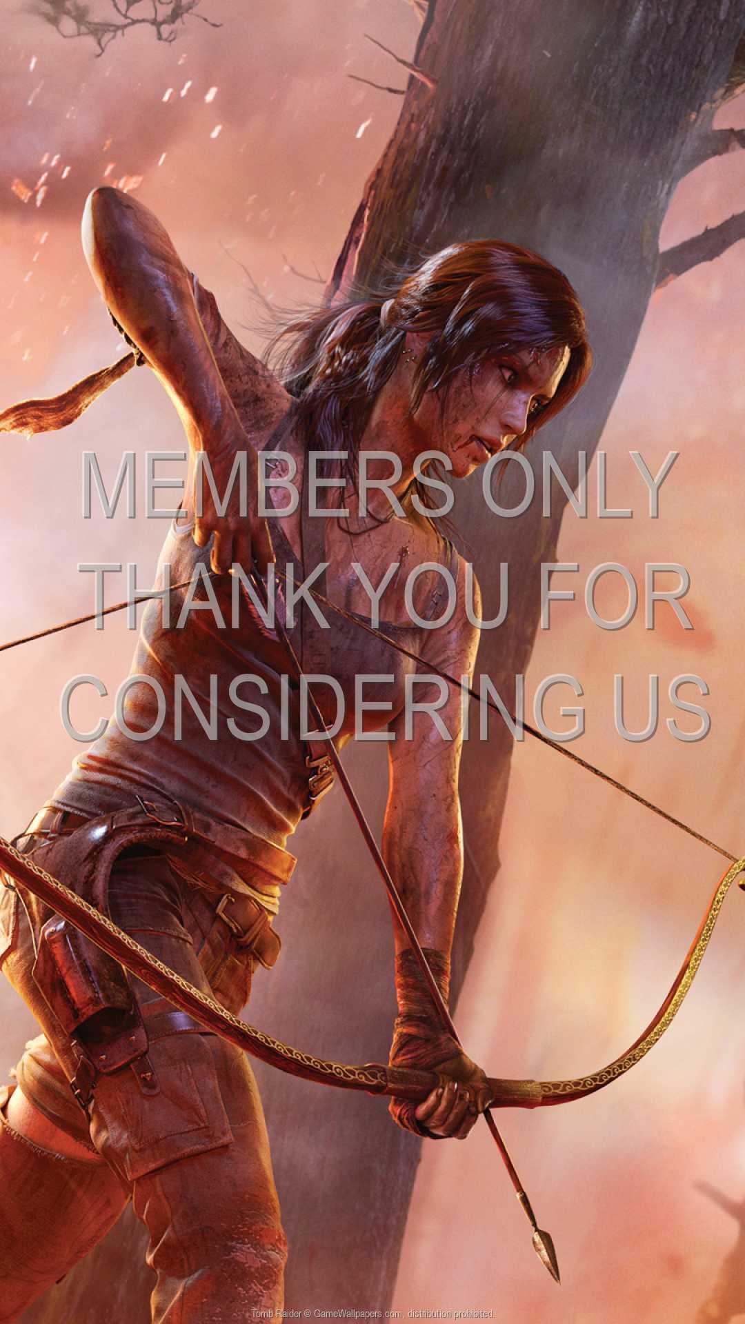 Tomb Raider 1080p Vertical Handy Hintergrundbild 05