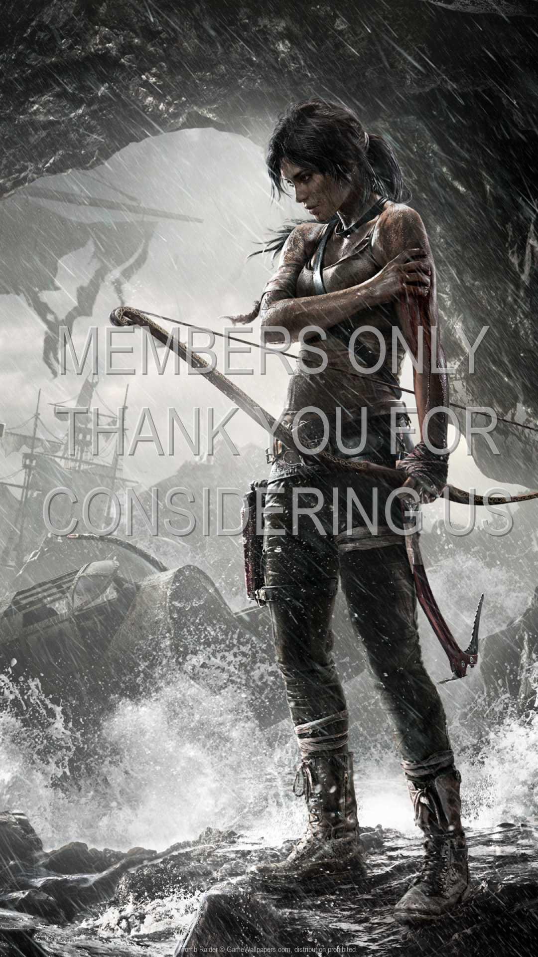 Tomb Raider 1080p Vertical Handy Hintergrundbild 09