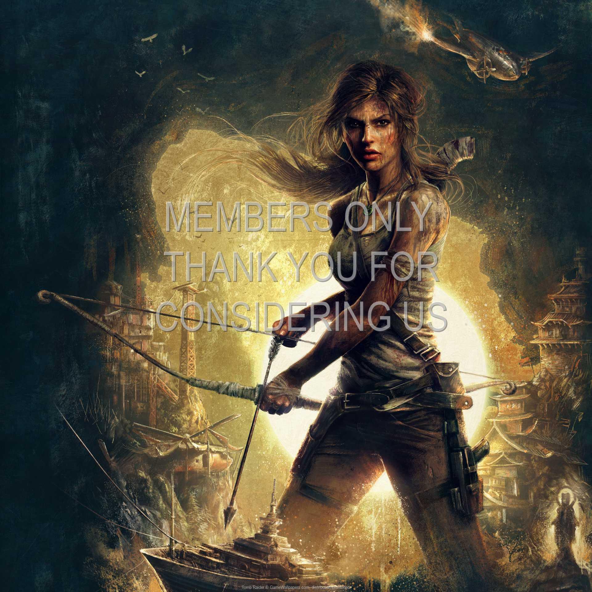 Tomb Raider 1080p Horizontal Mobiele achtergrond 13