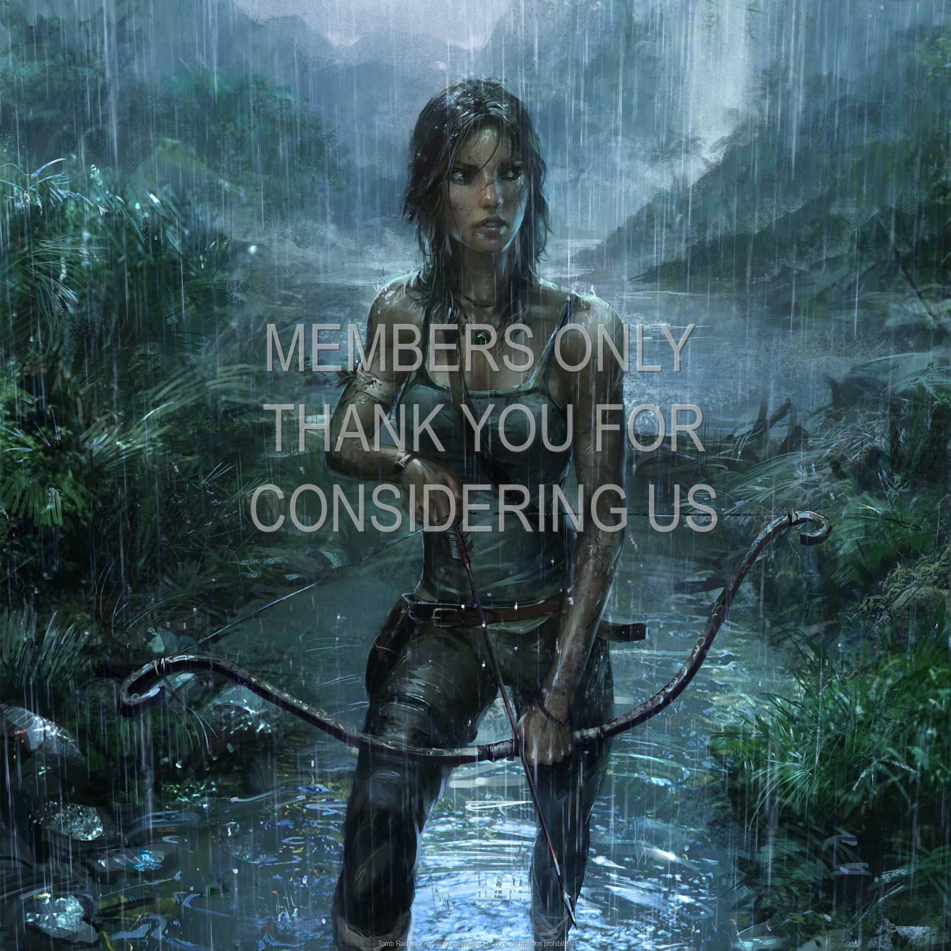 Tomb Raider fan art 1080p Horizontal Handy Hintergrundbild 01