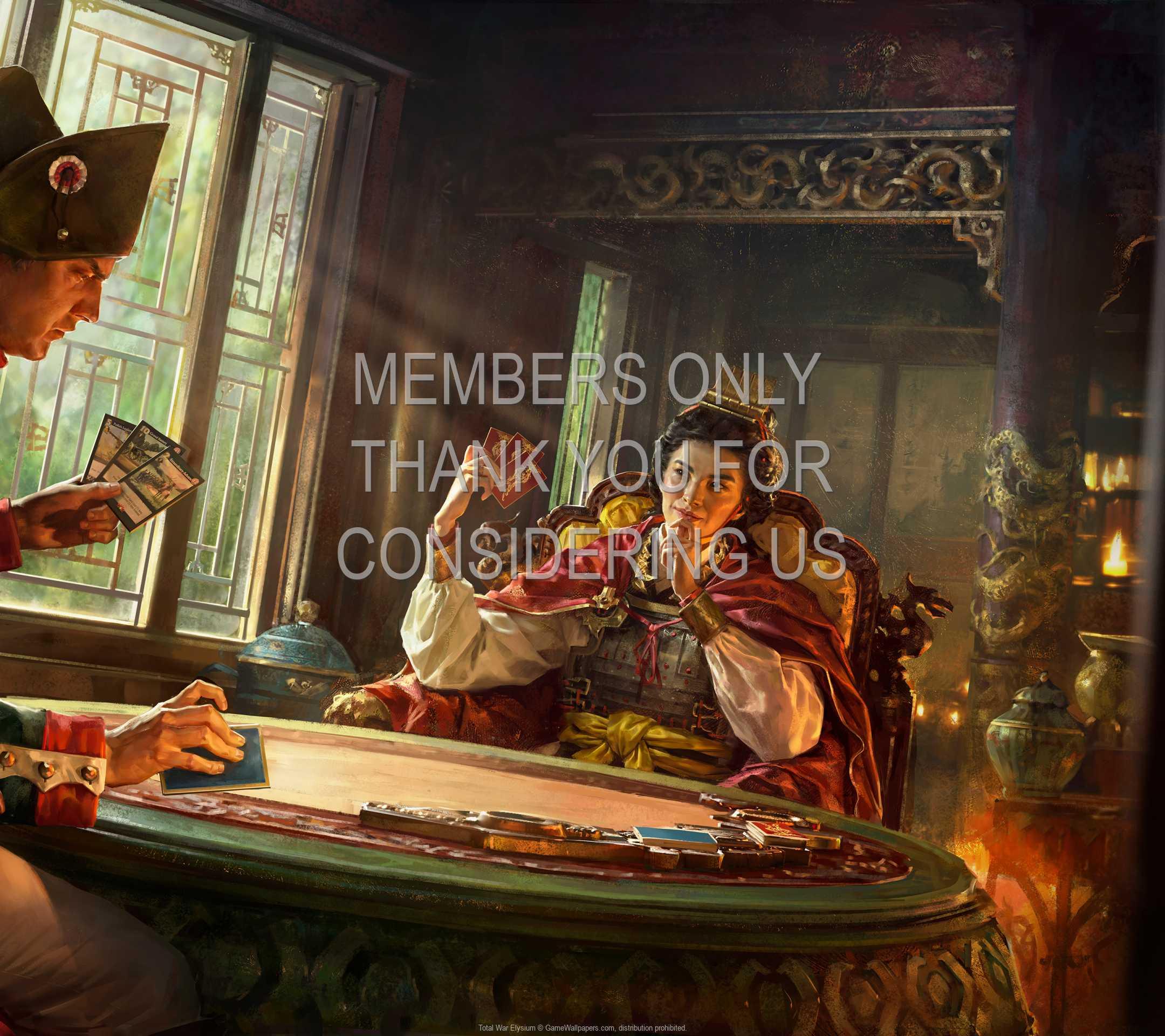 Total War: Elysium 1080p Horizontal Mobile wallpaper or background 01