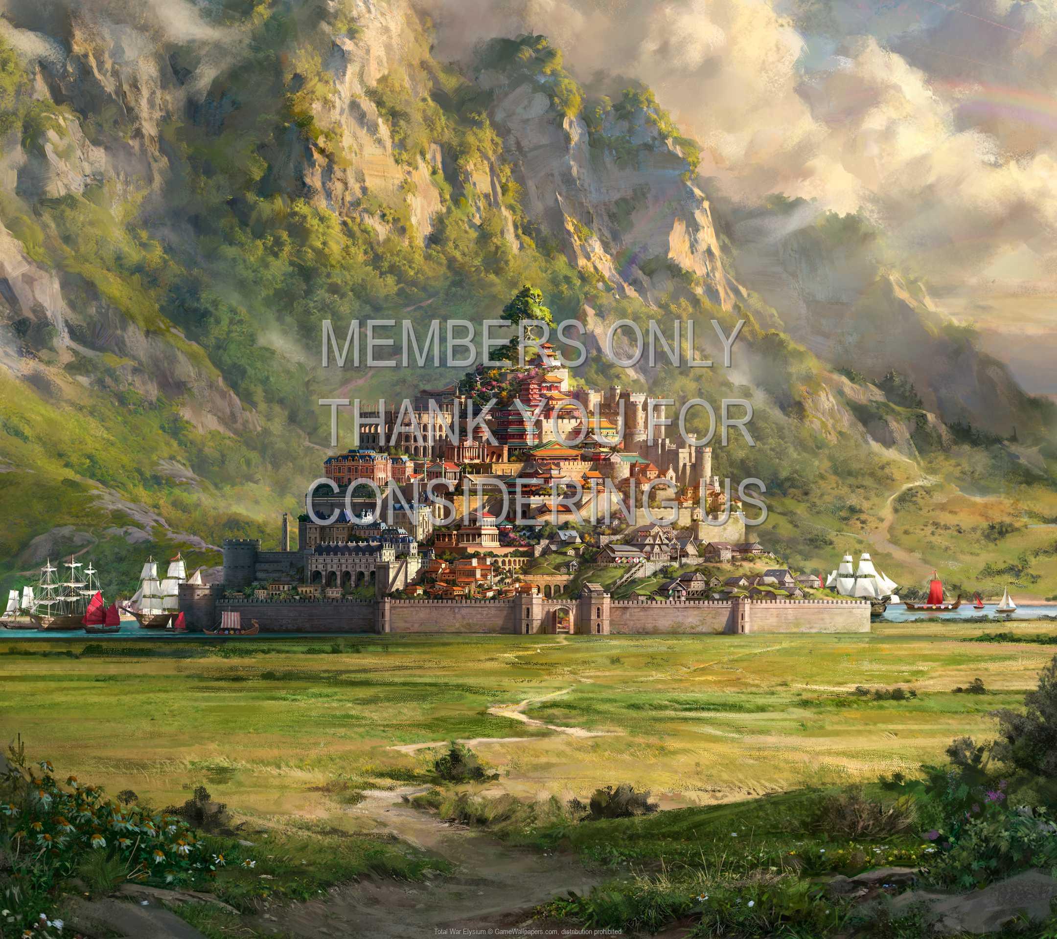Total War: Elysium 1080p Horizontal Mobile wallpaper or background 02
