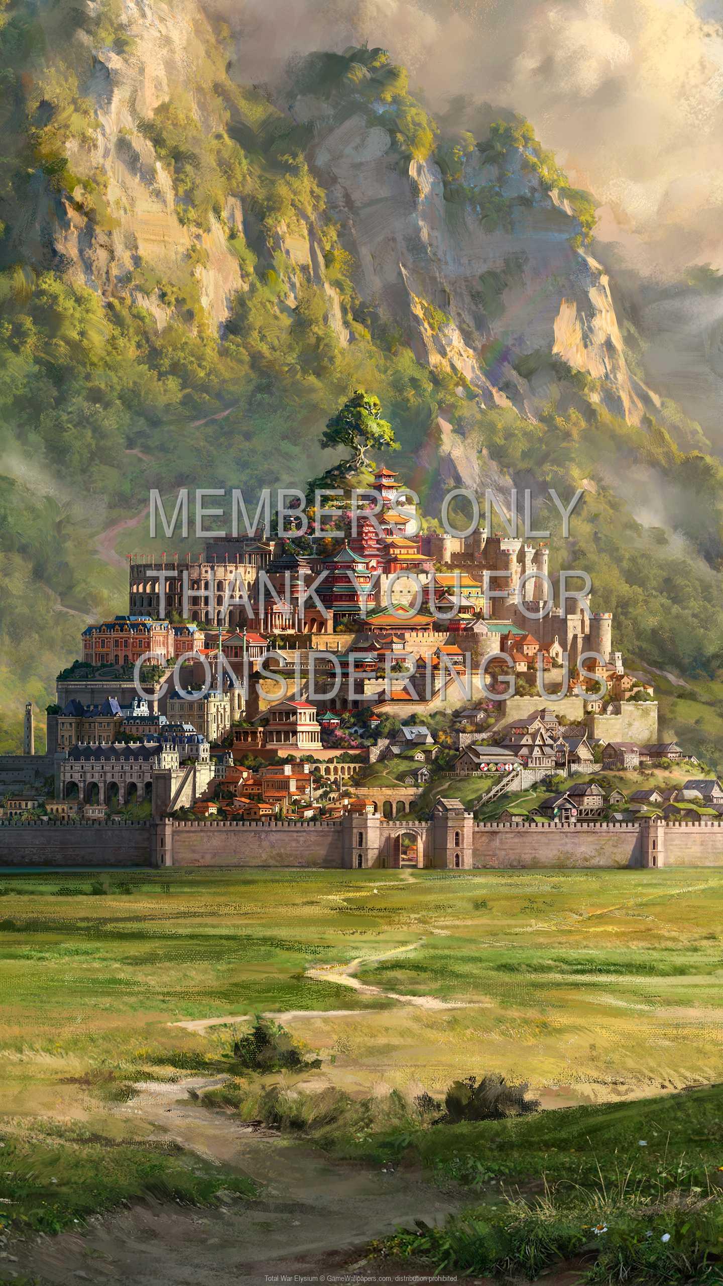 Total War: Elysium 1440p Vertical Mobile wallpaper or background 02