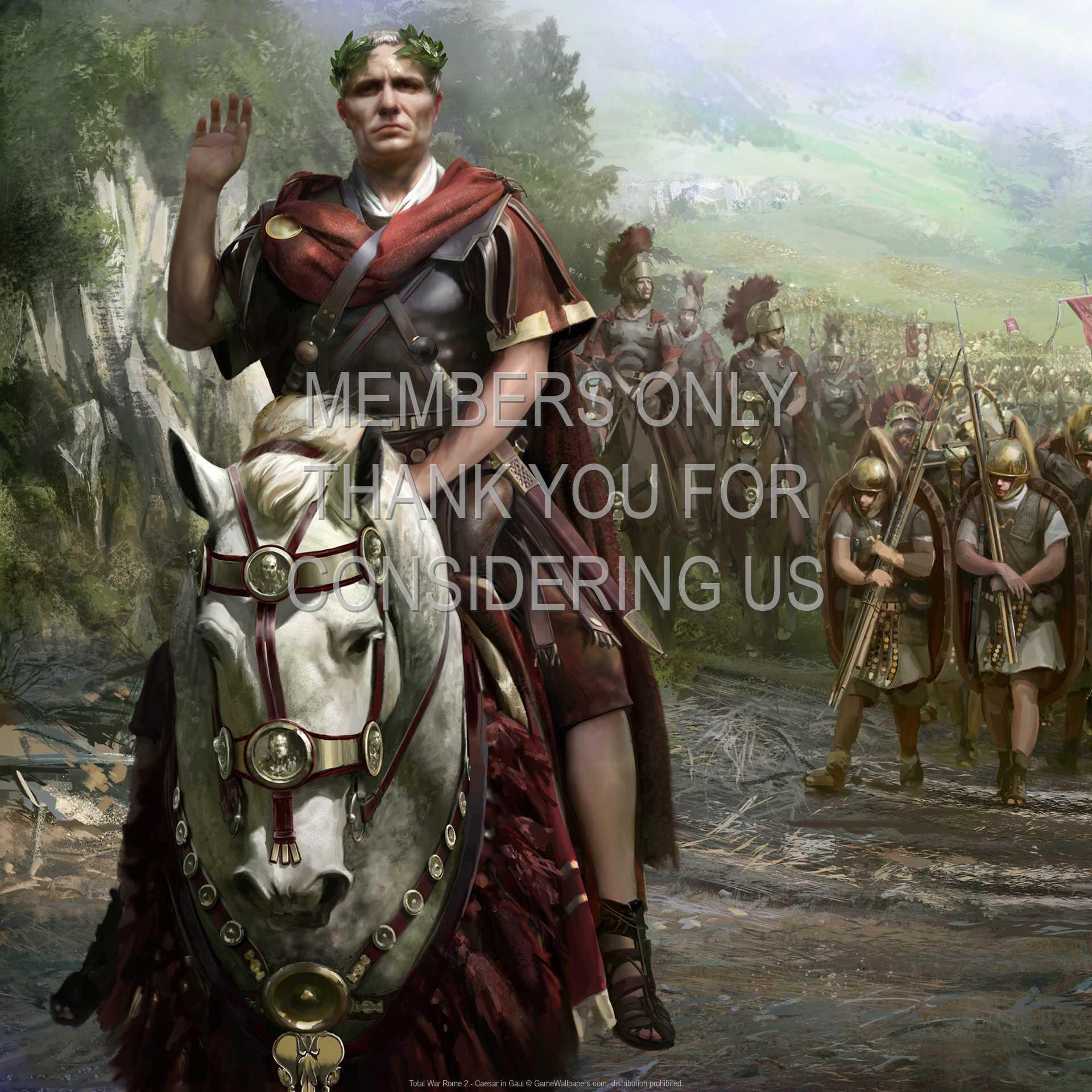 Total War: Rome 2 - Caesar in Gaul 1080p Horizontal Mobile wallpaper or background 01