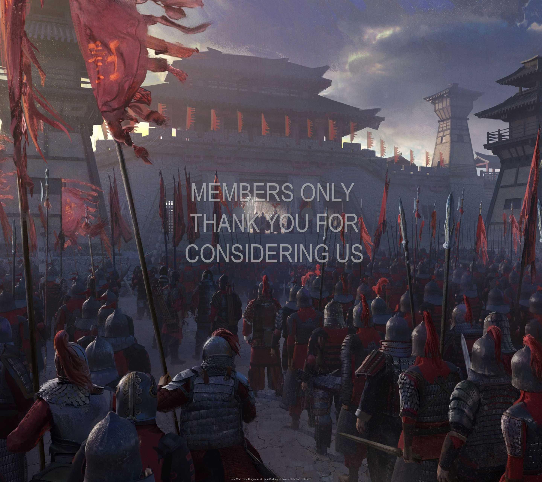Total War: Three Kingdoms 1440p Horizontal Móvil fondo de escritorio 03