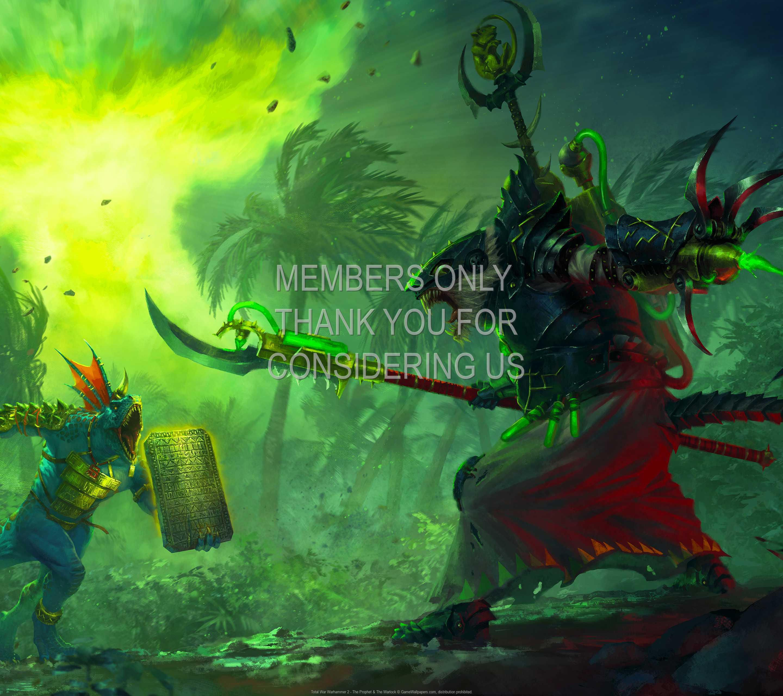 Total War: Warhammer 2 - The Prophet & The Warlock 1440p Horizontal Handy Hintergrundbild 01